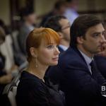 Конференция Безопасность в Европе. 2014. Представители Альфашокер.