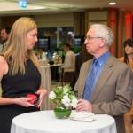 Анна Кудрявцева и Константин Невельский на Конференции Электрошоковые технологии 2014 Южно-Сахалинск